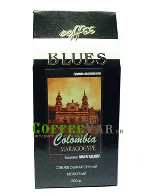 Кофе Colombia Maragogype молотый 200 гр