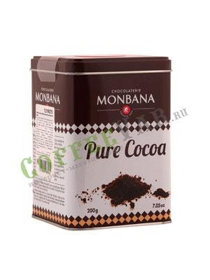 Monbana Какао 100% 200 гр