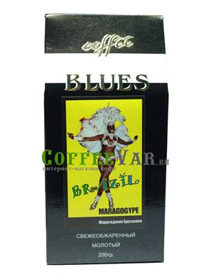 Кофе Brazil Maragogype молотый 200 гр