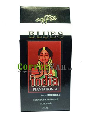 Кофе India Plantation A молотый 200 гр