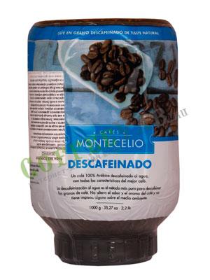 Кофе Montecelio Decaf в зернах 1 кг