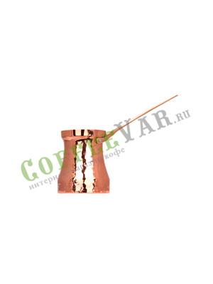 Турка (джезва) медная Soy / Сой 90 мл, размер С1 Классик