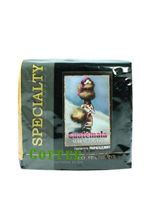 Кофе Guatemala Maragogype в зернах 500 гр