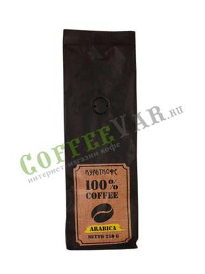 Кофе Культкофе в зернах Arabica Ethiopia 250 гр