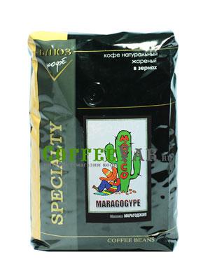 Кофе Mexico Maragogype в зернах 1 кг