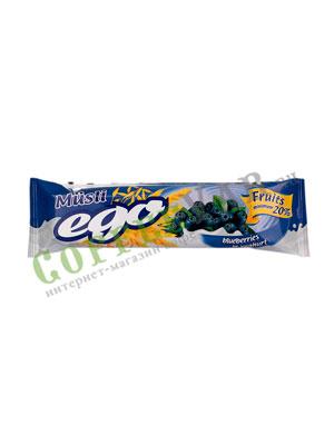 Батончики Мюсли Ego Черника в йогурте
