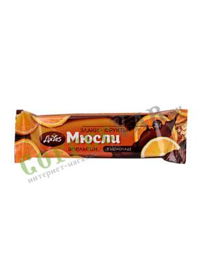 Мюсли Diyes Апельсин в шоколаде