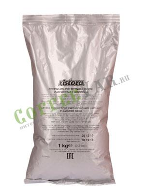 Горячий шоколад Ristora Лесной орех 1 кг пакет