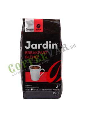 Кофе Jardin в зернах Breakfast Blend 250 гр