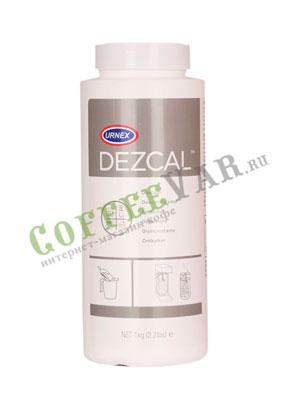 Средство для декальцинации Urnex Dezcal 1 кг