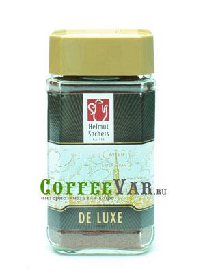 Кофе Helmut Sachers растворимый De Luxe 100 гр