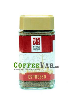 Кофе Helmut Sachers растворимый Espresso 100гр