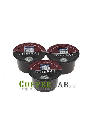 Кофе Lavazza в капсулах Blue Espresso Tierra