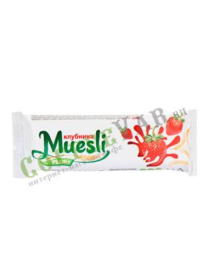 Мюсли Matti Plus Клубника