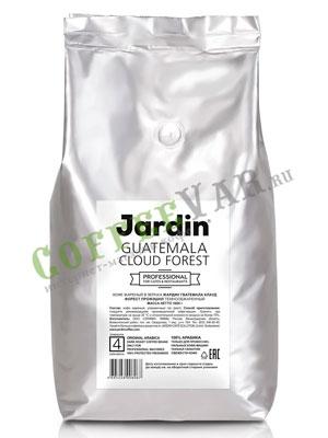 Кофе Jardin в зернах Guatemala Cloud Forest Professional  1кг
