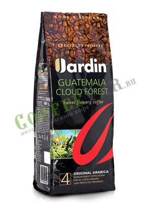 Кофе Jardin в зернах Guatemala Cloud Forest 1кг