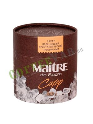 Сахар Maitre Леденцовый кристаллический прозрачный 270 гр