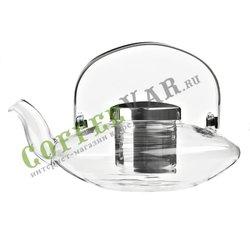 VIVA Infusion Чайник заварочный с ситечком 0.58 л (V70500) Прозрачный