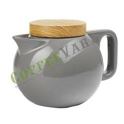 VIVA Jaimi Чайник заварочный с ситечком 0.65 л (V78648) Серый