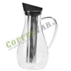 VIVA Infusion Графин с ситечком для чая 1.4 л (V30501) Прозрачный