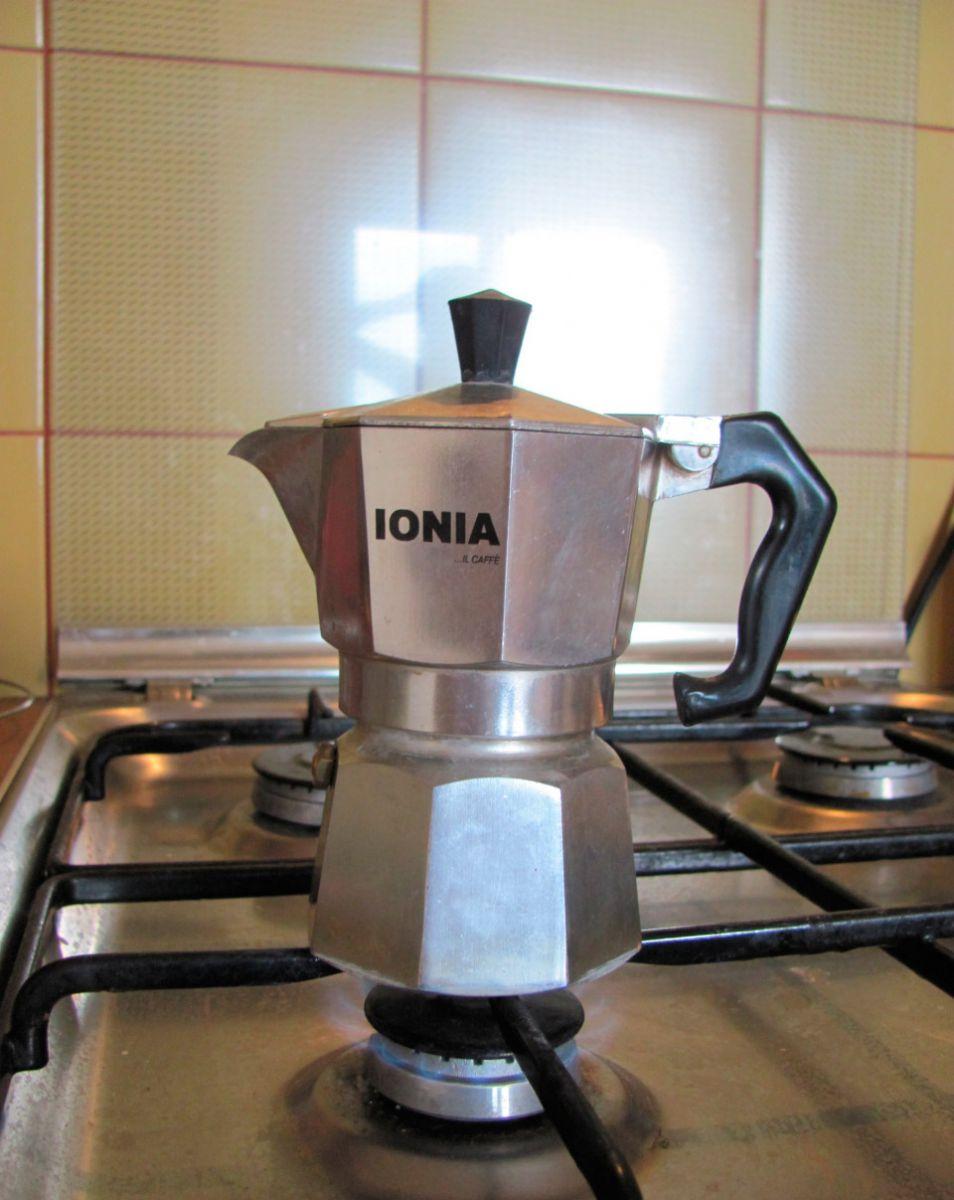 кофеварка на плиту фото